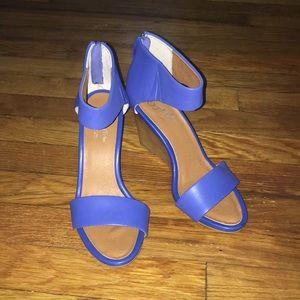Seychelles: Auburn Wedge Sandal Size: 7